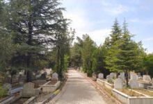 Photo of Kırıkkale'de mezarlıklara özel bakım yapıldı
