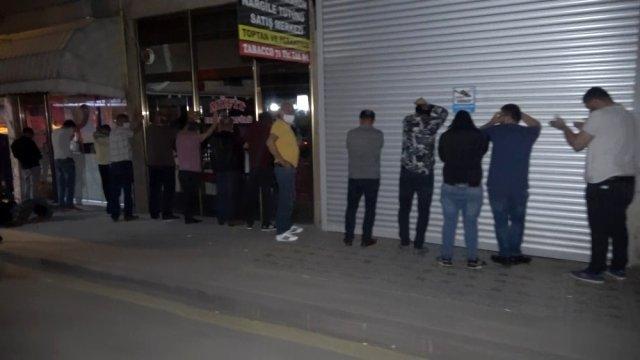gece yarisi kumar operasyonu 23 kisi cati ara 13265970 o - Kırıkkale'de kumar Operasyonu