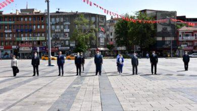Photo of Kırıkkale'de 19 Mayıs Kutlamaları
