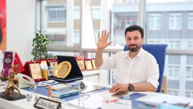Photo of Milli Eğitime Yeni Şube Müdürü