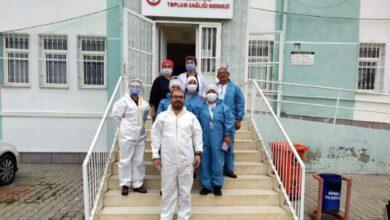 Photo of Kırıkkale'de, COVID-19 taraması başladı