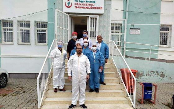 20200615 386310 - Kırıkkale'de, COVID-19 taraması başladı