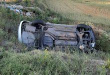 Photo of Kırıkkale'de şarampole savrulan otomobildeki 6 kişi yaralandı