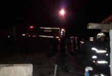Photo of Kırıkkale'de ev yangını…!