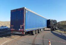 Photo of Kırıkkale'de, araçtan fırlayan tır sürücüsü öldü