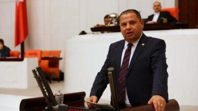 Photo of Öztürk Genel Kurulda Konuştu