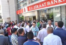 Photo of Ziraat Bankasında Covid-19 Şüphesi