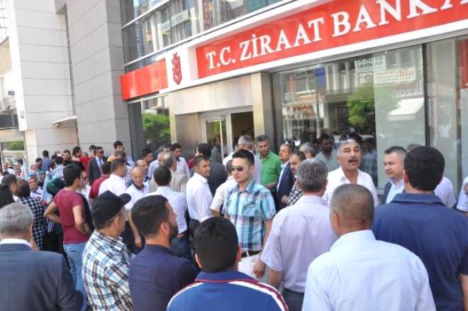 kirikkale de erdogan 142974 b - Ziraat Bankasında Covid-19 Şüphesi