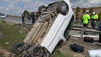 Photo of Kırıkkale'e Kazaya Karışan 11 Kişi Yaralandı