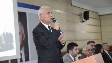 Photo of Mürsel Akçay, Ak Parti'den İstifa Etti