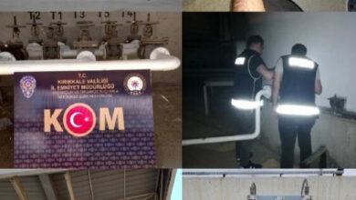 Photo of Kırıkkale'de, Kaçak Motorin Ele Geçirildi