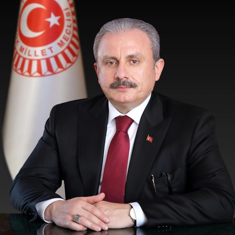 8259E005 BDCF 4471 8524 CCD56F88D868 - Mustafa Şentop, yeniden TBMM Başkanı seçildi