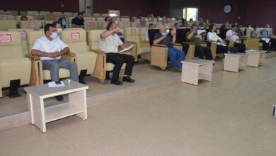 Photo of Belediye Temmuz Ayı Meclis Toplantısı Bitti