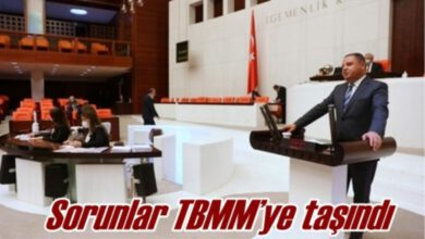Photo of SORUNLARI MECLİSTE ANLATTI
