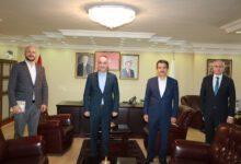 Photo of Ekici Saygılı'yı Ziyaret Etti