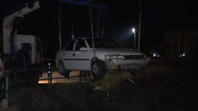 Photo of Otomobil Dereye Düştü