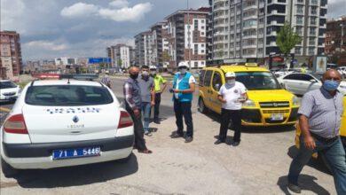 Photo of Toplu Taşıma Araçları Denetlendi