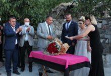 Photo of Tekin Evliliğe İlk Adımı Attı