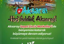 Photo of Kırıkkale'nin Büyüyen Markası AYBİMAŞ Artık Aksaray'da
