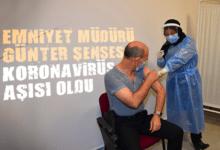 Kırıkkale İl Emniyet Müdürü Günter Şenses