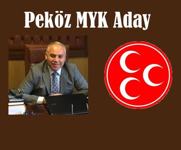 Abdullah Peköz MYK Aday