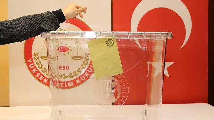 Kırıkkale'de Seçim Var