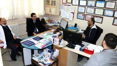 İl Sağlık Müdürü Ağırtaş, Aile Sağlığı Merkezlerini Ziyaret Etti