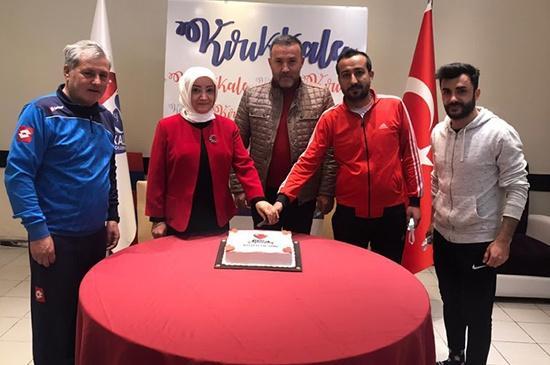 Kırıkkalespor, 14 Mart Tıp Bayramını Unutmadı!