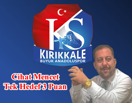 Cihat Mencet ''Siirt Özel İdare Spor Karşısında Hedefimiz 3 Puan