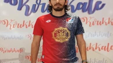 Gol Kralı Kırıkkalespor'dan