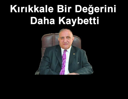 Süleyman Köstekli Vefat Etti