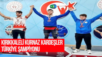 Kırıkkaleli Kurnaz Kardeşler Türkiye Şampiyonu