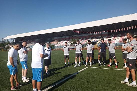 Kırıkkalespor Top Başı Yaptı