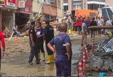 Kırıkkale Belediyesi ekipleri Kastamonu'da